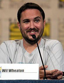 Gen Con: No Touching Wil Wheaton