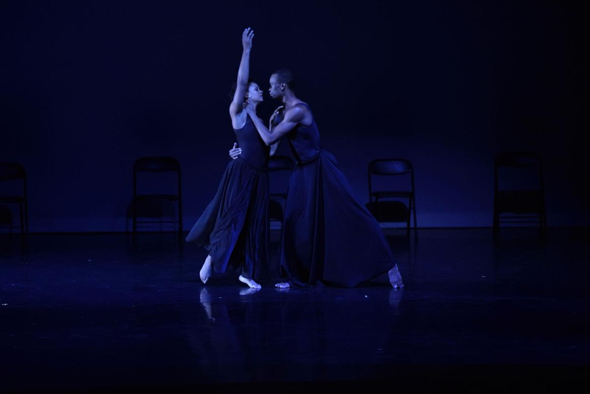 Black dance matters: a preview of an Art & Soul performance