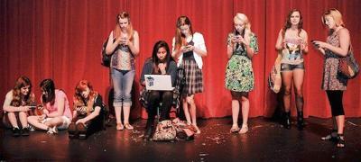 IndyFringe 2012: 'facebook me'