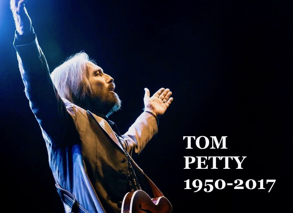 Tom Petty Header