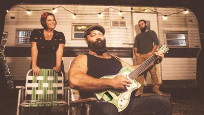 Rev. Peyton's Big Damn Band is happy to be back out in the world