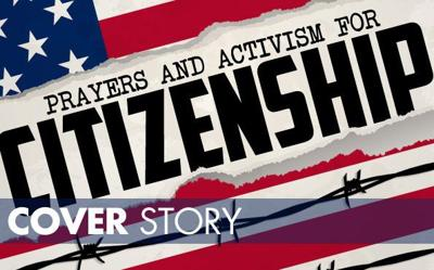 Prayers and activism for citizenship