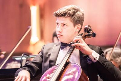 Cello Austin Huntington