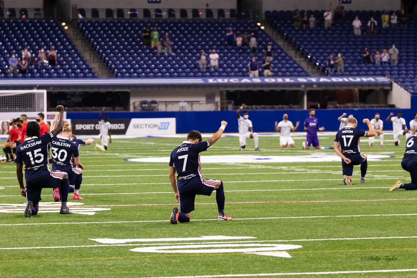 Indy Eleven VS ST. Louis FC