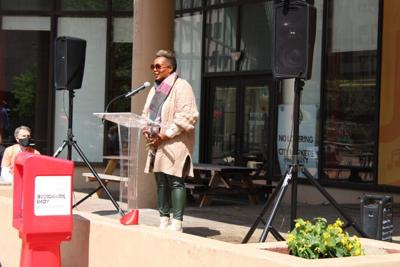 Strike a prose: Indianapolis celebrates National Poetry Month