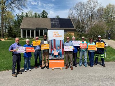 Harnessing solar energy in Indiana