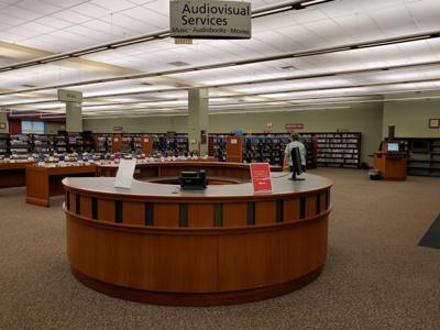 Of Carmel Clay Public Library, Carmel High School, and COVID-19