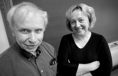 Butler Writers' Series, Fran Quinn and Susan Neville