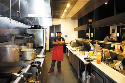 Rook Chef Carlos Salazar Fuses Food and Culture