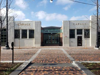 Garage Food Hall opens to the public at Bottleworks
