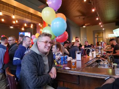 Stonewall Sports packs Metro with its first call-out meeting in Indianapolis