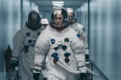 Ryan Gosling as Neil Armstrong