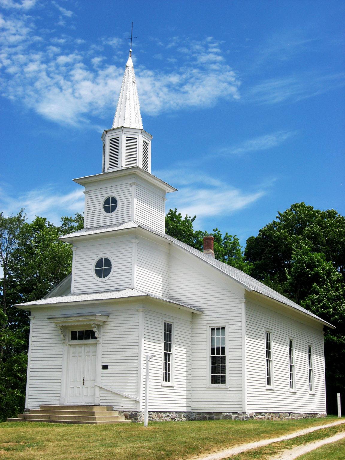 The Powers Church