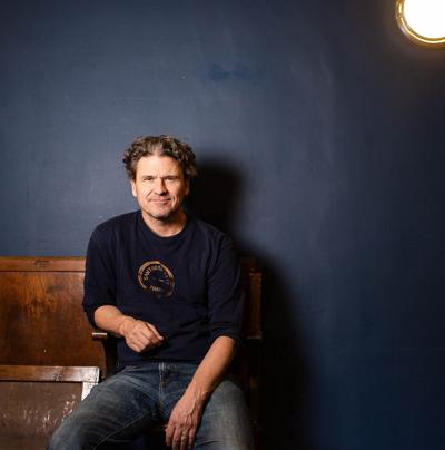 Dave Eggers Comes to Indianapolis
