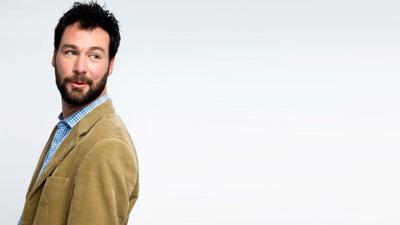 Catching up with comedian Jon Dore