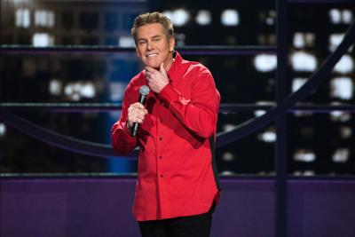 """Brian Regan on """"clean comedy,"""" crafting jokes and childhood"""