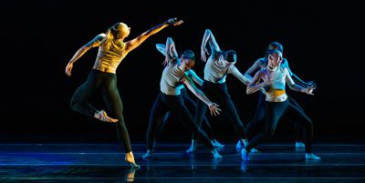 DK dancers' new choreography pairs with lighting values specially honed to virtual delivery