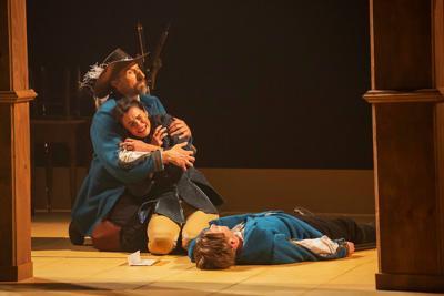 IRT delivers a definitive Cyrano de Bergerac