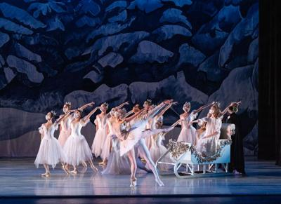 A whirl of sweets: Indianapolis Ballet dancers unwrap a dream in virtual livestream
