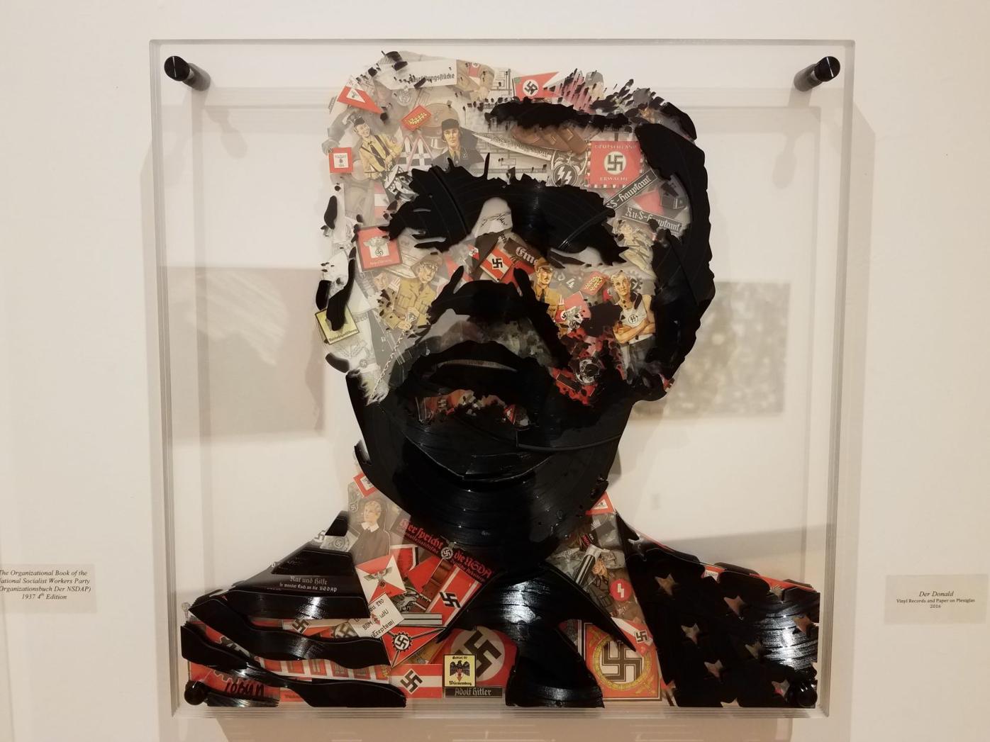 """""""Der Donald"""" by Walter Lobyn Hamilton"""