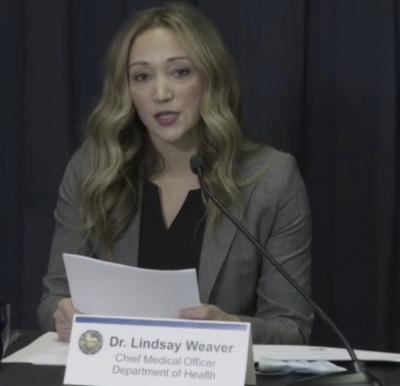 Dr. Lindsey Weaver