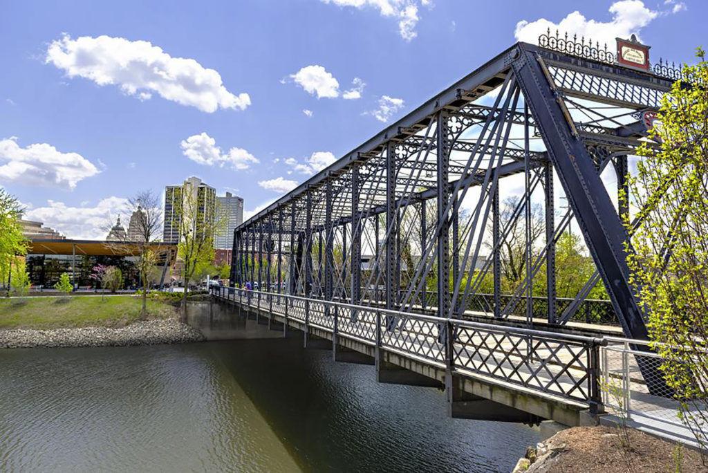 Fort Wayne Bridge