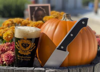 """Halloween on the horizon: Scarlet Lane Brewing,  """"The Official Beer of Horror"""""""