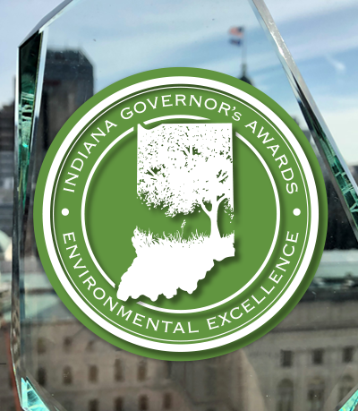 Eight Hoosier Organizations Honored with State Environmental Award