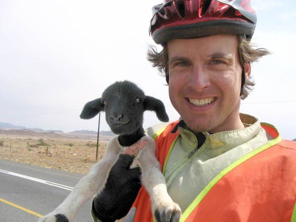 Q&A: Bicycle adventurer Scott Stoll