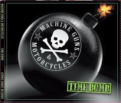 "Review: Machine Guns and Motorcycles' ""Time Bomb"""