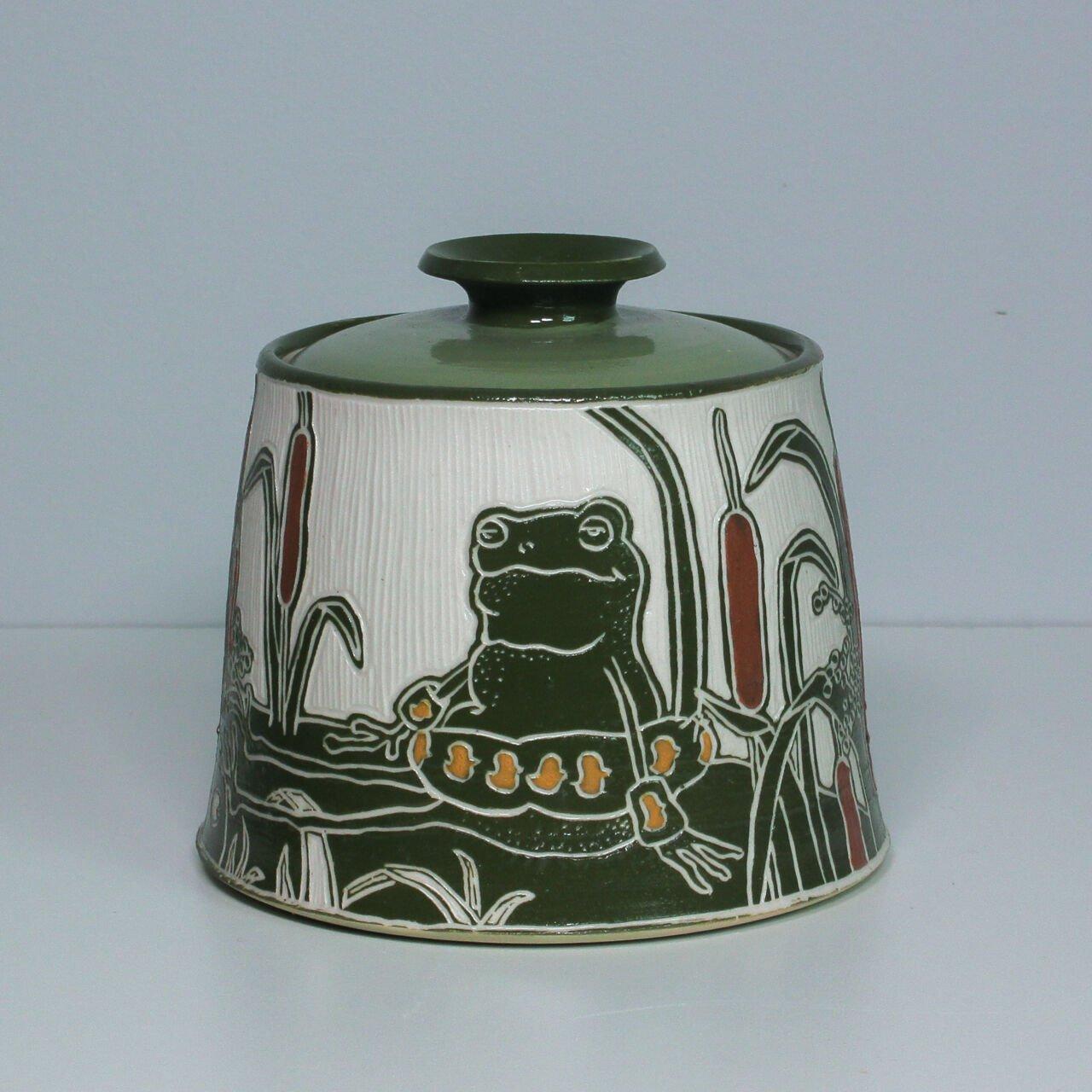 Ceramic work by Sarah Anderson