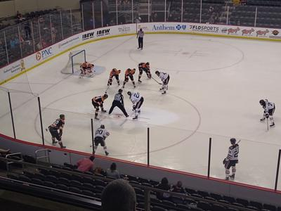 Ft. Wayne Komets prevail in OT as Indy Fuel can't seal the deal