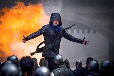 Scene from 'Robin Hood'