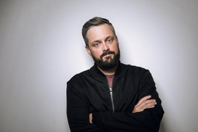 Nate Bargatze is embracing the drive-in life