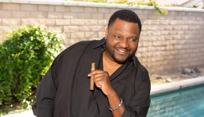 Aries Spears discusses his pointed approach to comedy