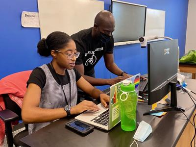 School of adaptation: How an Indianapolis high school is getting to know students virtually