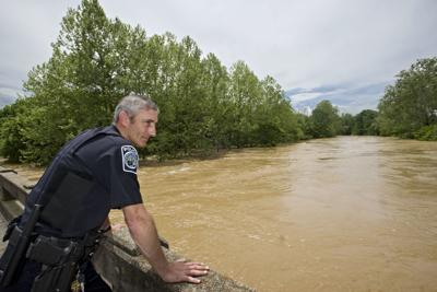 Area saw 5-9 inches of rain in past week: Meteorologist says the average rainfall for May is 4-6 inches