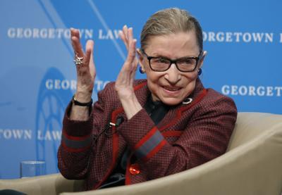 Supreme Court Obit Ginsburg nvd