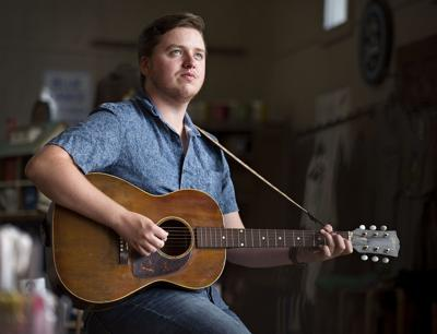 Local singer-songwriter releases second self-titled six-track EP