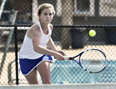 Central girls tennis preview