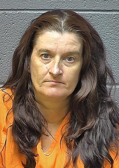 Woman arrested on drug charges after traffic stop