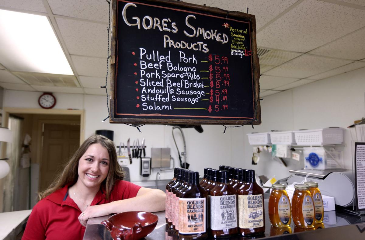 Gore's Meats growing, but it stays grounded