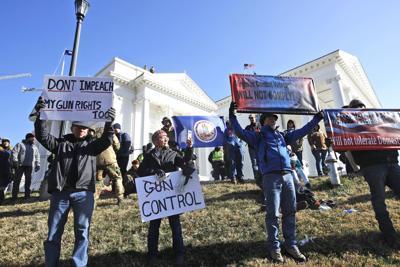 Pro Gun Rally Virignia