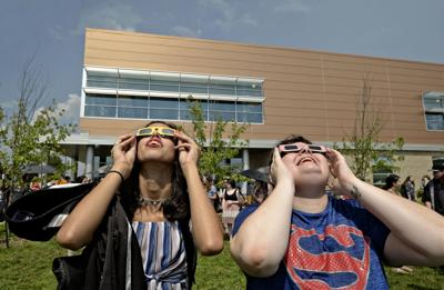 All eyes on the sky for solar eclipse