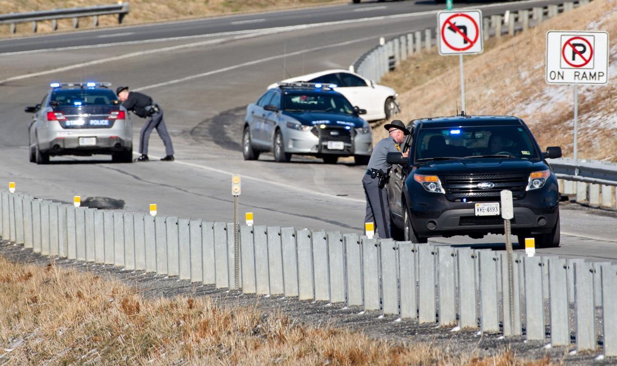 Crash halts police pursuit on I-81 in Strasburg | Nvdaily