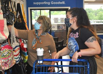 Goodwill reopens nvd