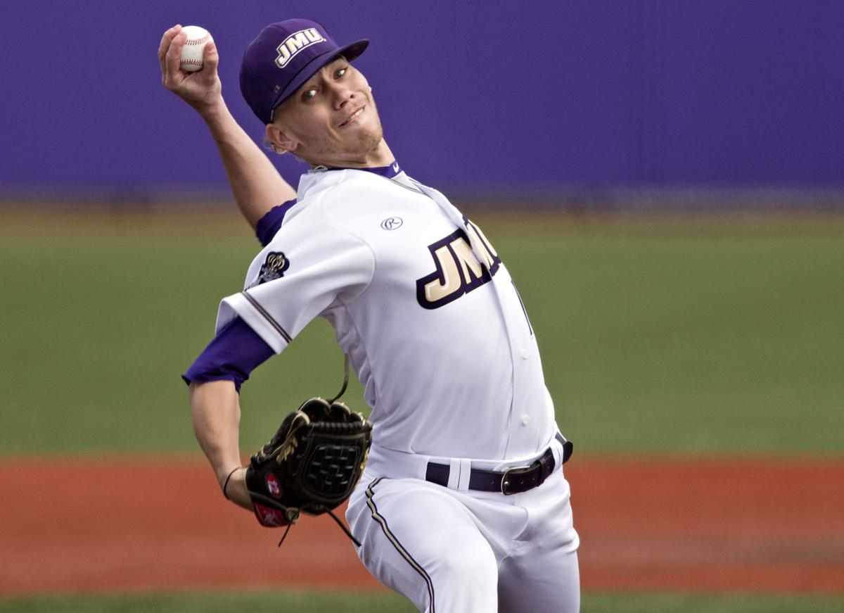 Local trio making big impact for JMU baseball