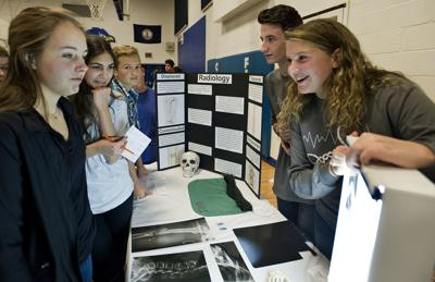 Interests Sparked At Biomedical Expo Education Nvdaily Com
