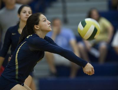 Manassa Park clips Skyline in volleyball