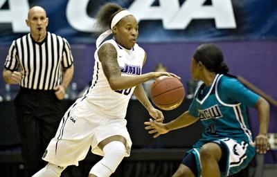 JMU Women's Basketball Notebook: Youthful Dukes fighting through early growing pains